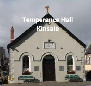 Temperance Hall site of summer markets in kinsale