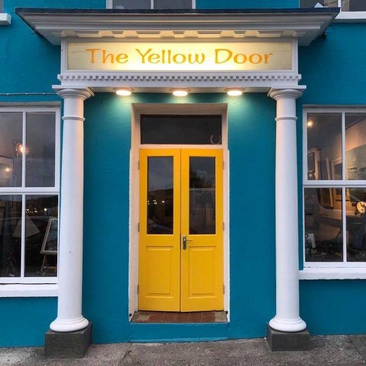 the yellow door baltimore