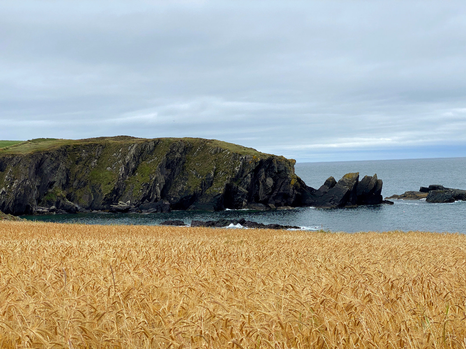 west cork coastline